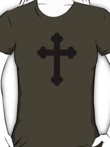 Orthodox Cross or Budded Cross T-Shirt