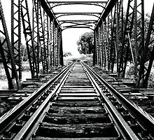 End of the line... by Natsky