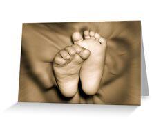 Twinkle Toes Greeting Card