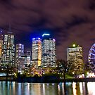 Birrarung Marr by Alistair Wilson