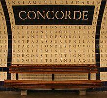 Le Metro - Concorde by ardwork