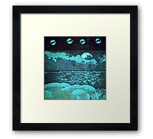 """Night Dreams"" -*FINALIST EMERGING ARTIST 2010 AWARD* Framed Print"