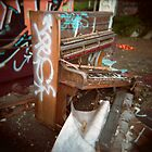 Trash Classical (Holga) #2 by Michael Cudmore