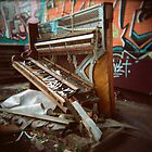 Trash Classical (Holga) by Michael Cudmore