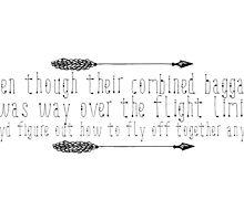 Fly Away YBMR by sweaterbuglouis