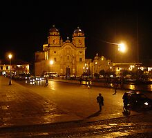 Plaza De Armas by jeffro796