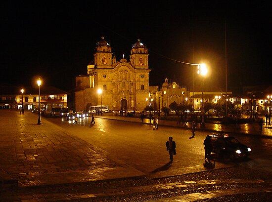 Plaza De Armas by jeffro796
