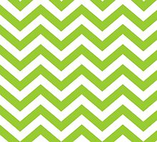 zig zag green by tony4urban