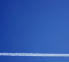 Chemtrail Crescent by Alvin-San Whaley