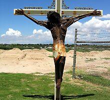 Scrap Metal Jesus by Katherine Meyer