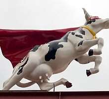 Supercow! by Richard Peevers