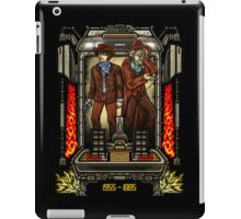 Friends in Time - Part III iPad Case/Skin