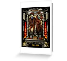 Friends in Time - Part III Greeting Card