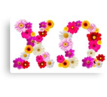 Flower Power Chio  Canvas Print