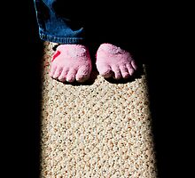 Toe Socks by James Even