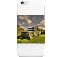 Defender  iPhone Case/Skin