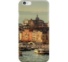 Vaporetto Station iPhone Case/Skin