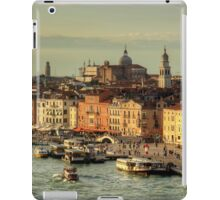 Vaporetto Station iPad Case/Skin