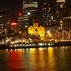 The Rocks, Sydney by stinkymel