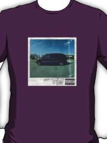 Kendrick Lamar - Good Kid, M.A.A.D City T-Shirt