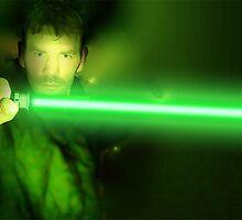 """David """"Jedi"""" Knight by David Knight"""