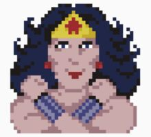 Wonder Woman by inapixel