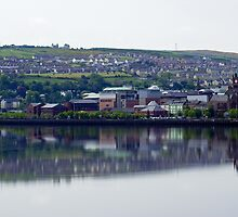 Derry Quay by Lunatic