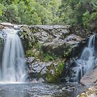 Halls Falls 3 - Tasmania by Paul Campbell  Photography