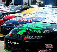 ARCA Lineup2 by Bill Gamblin