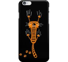 Mischievous Cat iPhone Case/Skin