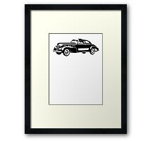 1940 Cadillac Sixty Two Framed Print