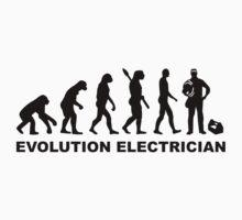 Evolution Electrician by Designzz