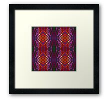 Berries and Citrus Framed Print