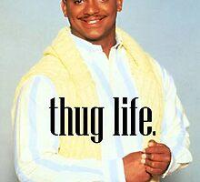 Carlton Thug Life by Jimbob97
