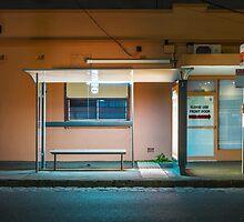 Albion Street Bus Stop by kris gerhard