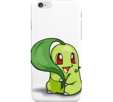 POKEMON CHIKORITA iPhone Case/Skin