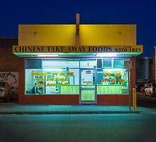 Me Wah Chinese Take Away by kris gerhard