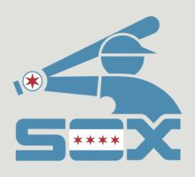 Chicago Inspired White Sox by beejammerican