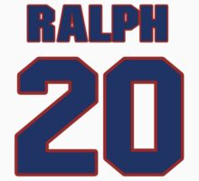 National Hockey player Ralph Backstrom jersey 20 by imsport
