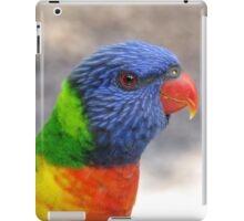 Rainbow Lorikeet iPad Case/Skin