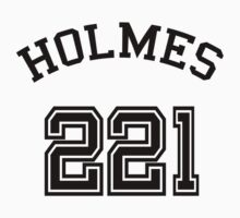 Holmes Jersey Number 221 T-Shirt