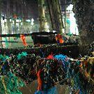 Under the pier by Tony Hadfield