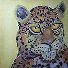 Leopard portrait  by coolart