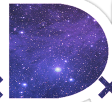 TDE Nebulae 5 Sticker