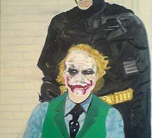 Dark Knight by masonpan