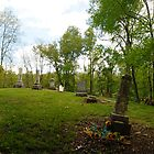 PETERSON CEMETERY by Randy Brown