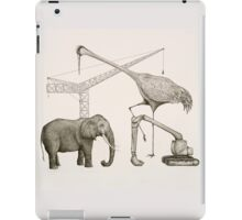 Tusk & Crane Construction iPad Case/Skin