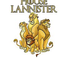House Lannister- Lion Pride EDITION by TheRising