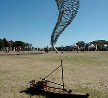 Sculpture By Sea, Stormy Weather, Australia 2006 by muz2142