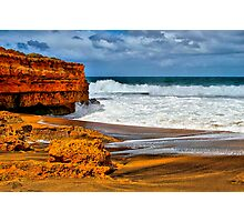 """""""Onshore Day at Winki Pop"""" Photographic Print"""
